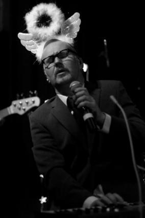 Georg Schubert, Gernot Plass als Midlife Punkband Biederman